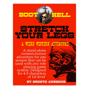 Boot Hell - Stretch Your Legs